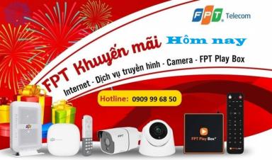 FPT Vĩnh Long khuyến mãi mới nhất tháng 6-2021