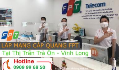 Lắp mạng Internet FPT huyện Trà Ôn - Vĩnh Long